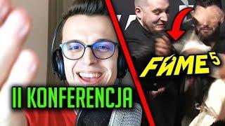 2 KONFERENCJA FAME MMA 5 - Jak się UCZYĆ NA BŁĘDACH?