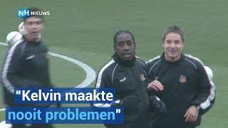 FC Volendam geschokt na liquidatie oud-speler Kelvin Maynard