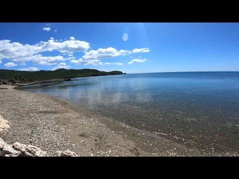 ROAD TRIP To ITANGON BEACH (from Centro Bula To Itangon) TIMELAPSE