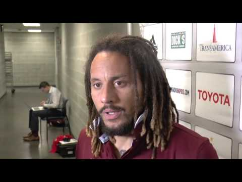 Jermaine Jones on Bruce Arena and Jurgen Klinsmann (Nov. 22, 2016)