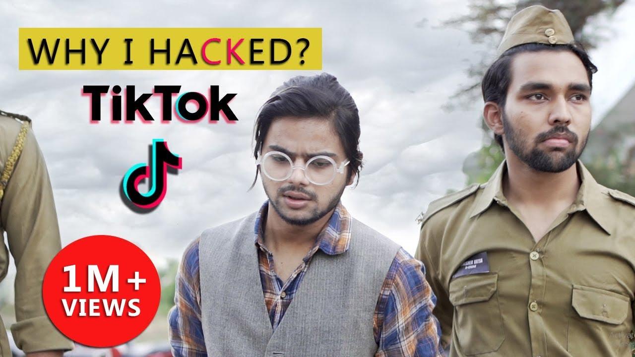 Why I hacked Tiktok ? - Short Film  | Choose life beyond Addiction