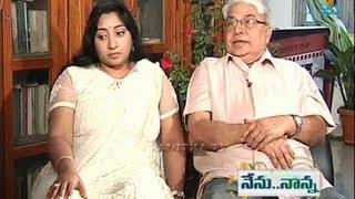 Devadas Kanakala with his Daughter Sreelakshmi   Nenu Nanna   Vanitha TV