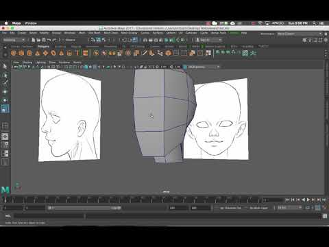11_Modeling A Face