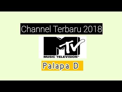 Channel Palapa D Terbaru 2018 Frekuensi MTV Asia