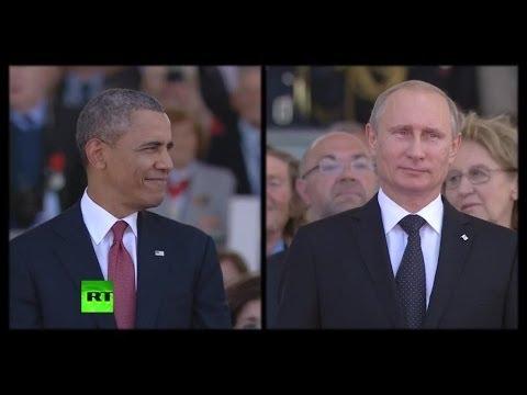 Долгожданная встреча: Путин, Обама и Порошенко побеседовали впервые с начала украинского конфликта