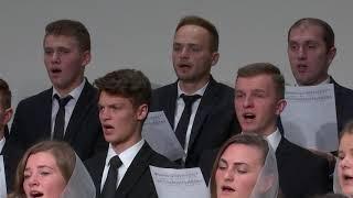Много в мире горя и слез  Молодёжный хор