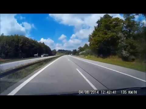 ASOT 200 Drive Budapest-Germany-Budapest 1519km 15h 29m