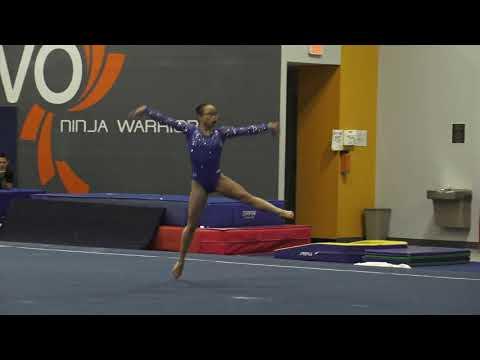 Morgan Hurd - Floor Exercise - 2018 World Team Selection Camp