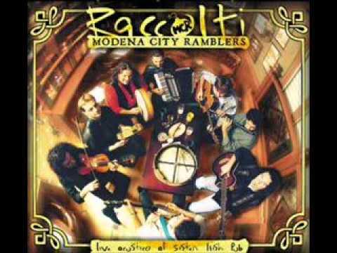 Modena City Ramblers - Canzone dalla fine del mondo - (Versione Raccolti)