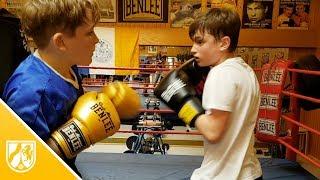 Boxen für Kinder - das lernt man durch die Boxschule