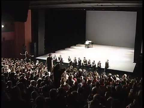 Phillip Glass - Metamorphosis, Modern Dance Coreography