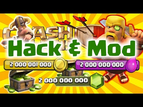Clash Of Clans Hack/mod Apk // NO Root // UNLIMITED Gems (NO CLICKBAIT) (2020)