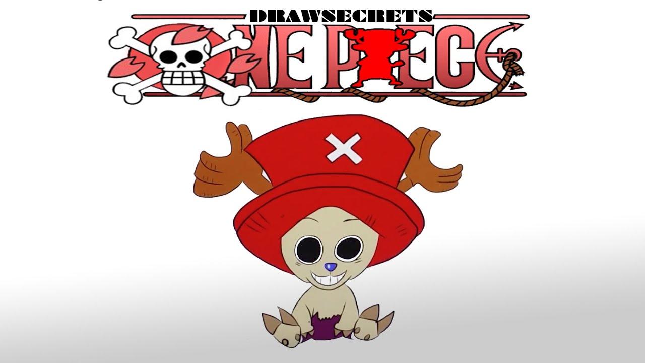 Comment Dessiner Chopper Manga One Piece Drawing Chopper Of Manga One Piece Tony Tony So Kawaii