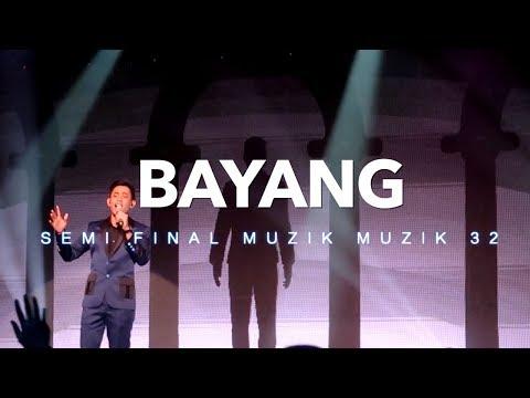 Highlight: KHAI BAHAR | Bayang semi final Muzik Muzik 32