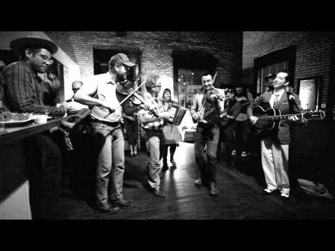 Mama Don't Allow - Live Backstage - Pokey LaFarge's Central Time Tour