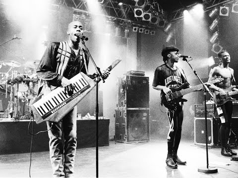 Roachford (Live) - Inverness - 19 06 1989