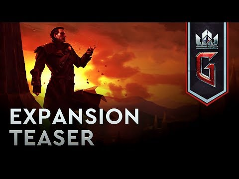 GWENT: Crimson Curse | Expansion Teaser