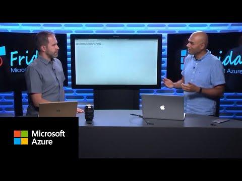 Azure Friday: Azure Service Fabric on Linux