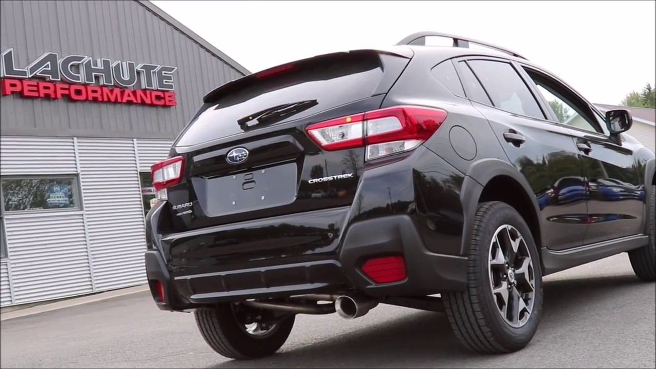 2018 subaru exhaust. exellent subaru lachute performance muffler delete  2018 subaru crosstrek throughout subaru exhaust s