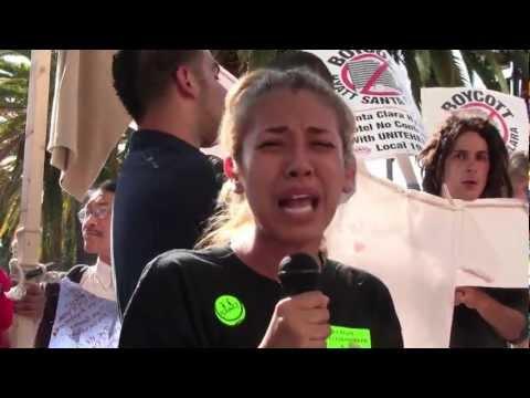 Hyatt Regency Santa Clara - Maria Lopez Tells All - Unite HERE! Local 19