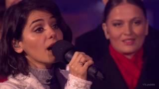 """[HD] Katie Melua interview and """"The Little Swallow"""" at The One Show (09.12.2016)"""