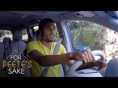 R.J. Takes Holly for a Spin | For Peete's Sake | Oprah Winfrey Network