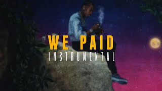 Lil Baby FT. 42Dugg - We Paid [INSTRUMENTAL] | ReProd. by IZM