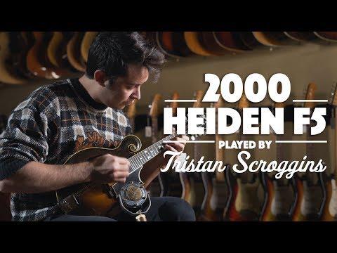 2000 Heiden F5 played by Tristan Scroggins