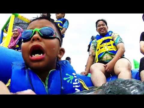 FRENZY Waterpark - Marina Island Pangkor, Perak, Malaysia
