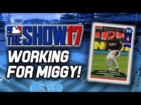 THE MIGGY WORLD SERIES GRIND CONTINUES! | MLB The Show 17 Diamond Dynasty Ranked Seasons