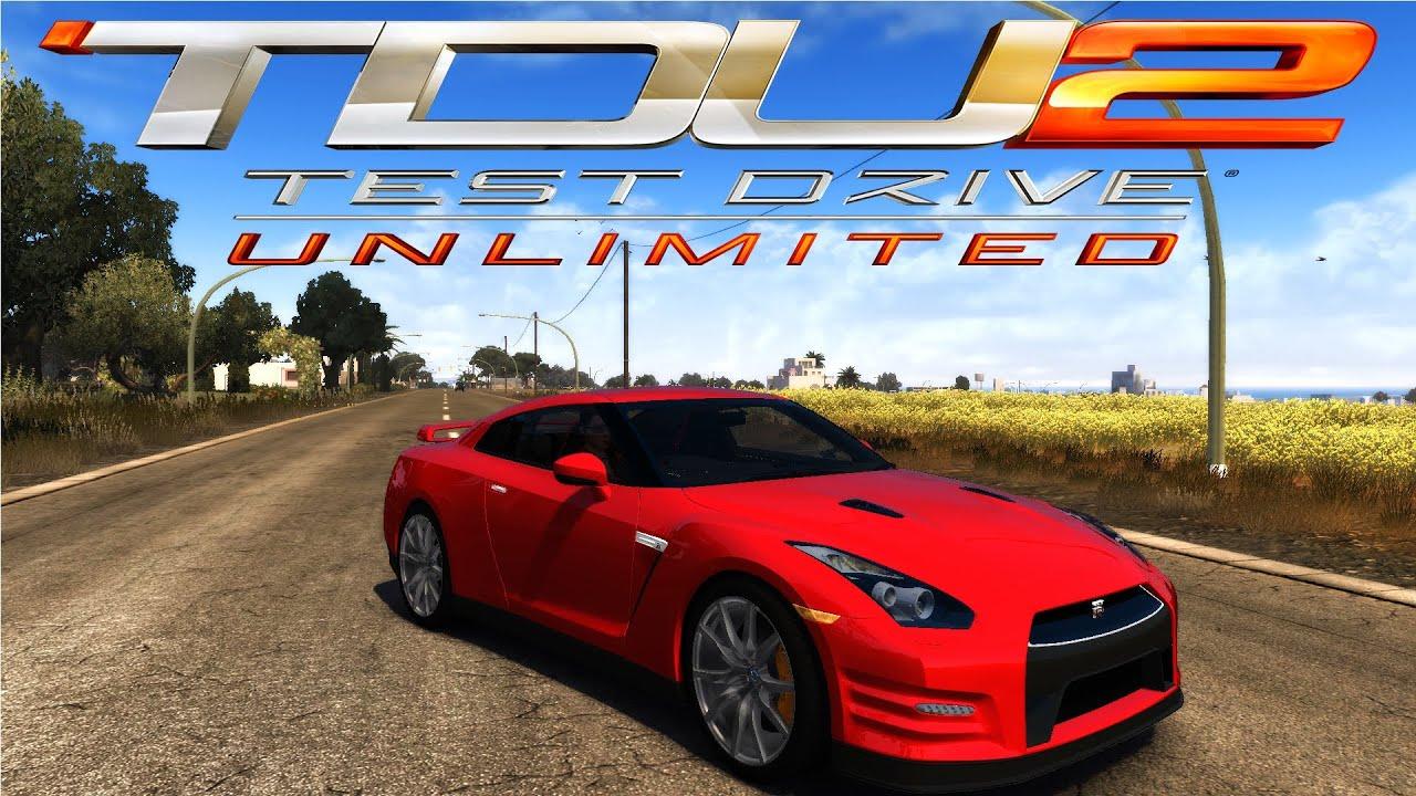Test Drive Unlimited 2 Nissan Gtr R35 Mod Showcase Youtube
