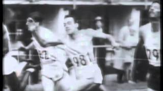 1952, Helsinki - The Fastest Men On Earth