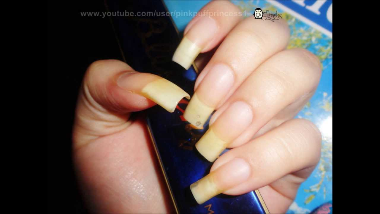 My Long Nails 2013 - YouTube