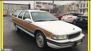 Salit Auto Sales - 1996 Buick Roadmaster wagon Edison,NJ