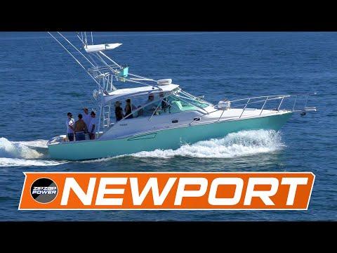 Boats & Yachts In NEWPORT BEACH / A Pleasant Return To California