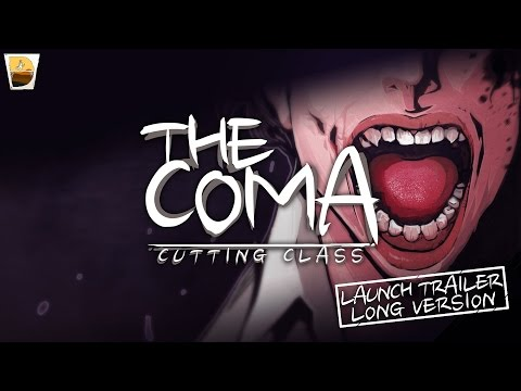 The Coma: Cutting Class - Launch Trailer