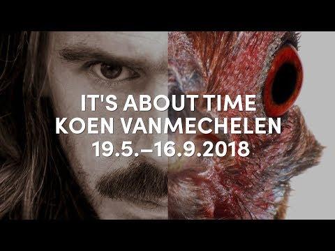 Koen Vanmechelen - It's about time - teaser