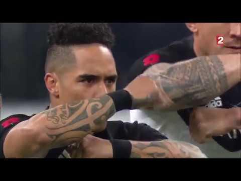 Haka@France vs All Blacks / Stade de France 2017