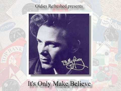 It's Only Make Believe - Billy Fury - Oldies Refreshed