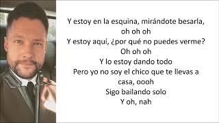 Calum Scott - Dancing On My Own (Letra en español)