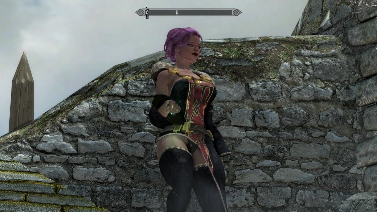 Skyrim Mod of the Day Skimpy: Armor And Clothing Replacer For Seraphim