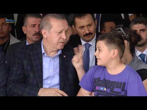 Cumhurbaşkanı Recep Tayyip ERDOĞAN Erzurum MNG Alışveriş ve Yaşam Merkezi Açılış