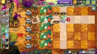Plants vs Zombies 2 Sap-fling! Растения против Зомби 2 Sap-fling!