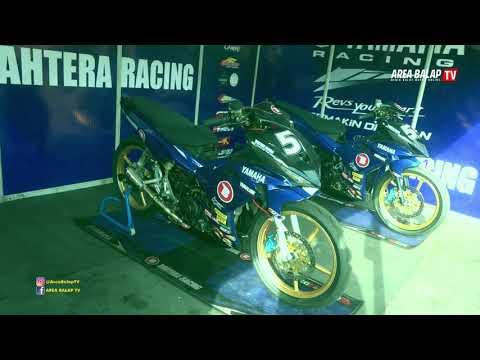 DERETAN MOTOR GANAS BAHTERA RACING TEAM, ALDI SATYA MAHENDRA & WAHYU NUGROHO