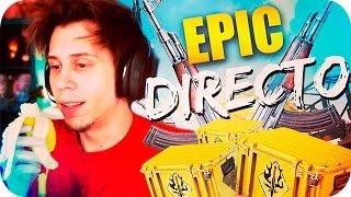 MUSICAS | JUEGOS DEL HAMBRE, MI PLATANO Y CAJITAS EN DIRECTO | Epic Directo