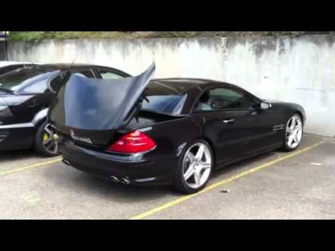 mercedes sl 350 youtube. Black Bedroom Furniture Sets. Home Design Ideas