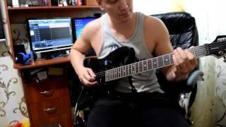 ария химера guitar cover