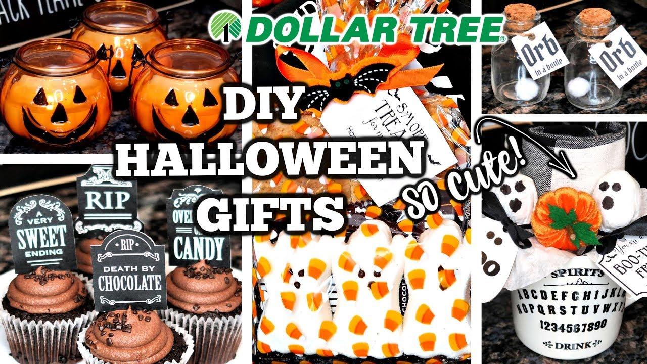 DIY Halloween Gifts 2020