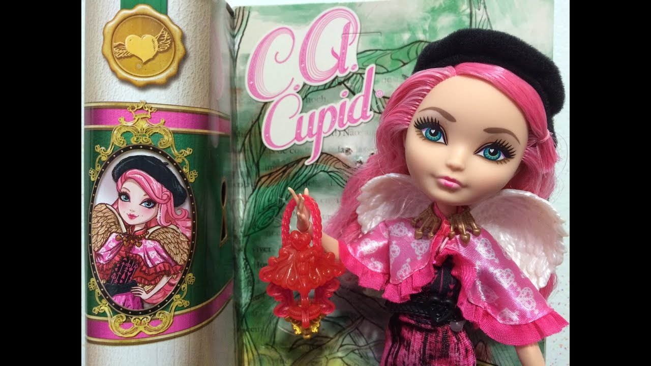 C.A. Cupid Through The Woods Review - Ever After High Doll ...