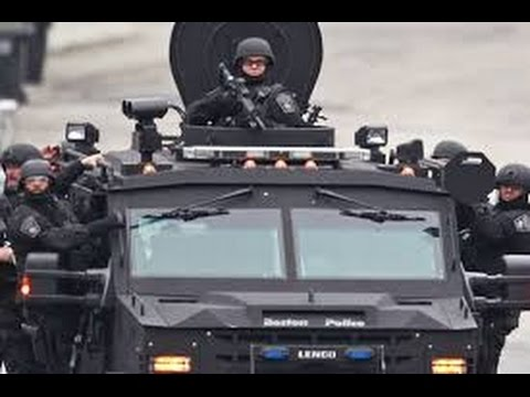 Militarization of the Police State